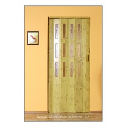 Luciana Design D3 73 x 200 cm - borovice