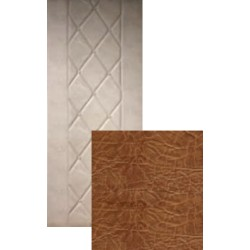 Čalounění dveří HOPA Lux 90 x 200 cm - ořech extra