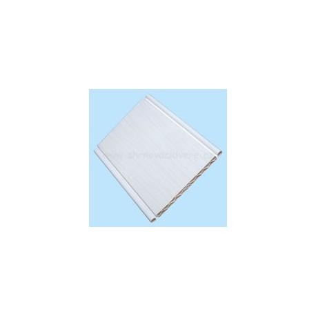 Přídavná lamela Luciana Design D3 se 3 řadami skel - bříza