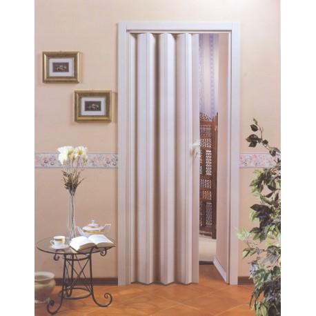 Shrnovací dveře na míru bez prosklení - Luciana Color (max. výška 200 cm)